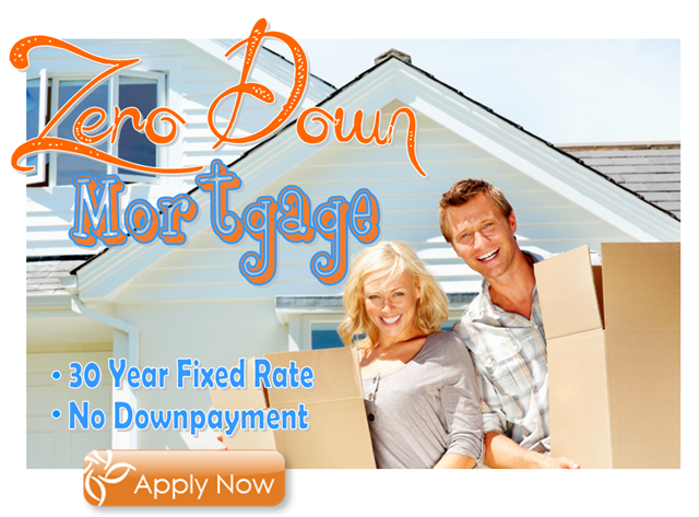 ZERO DOWN USDA HOME LOAN