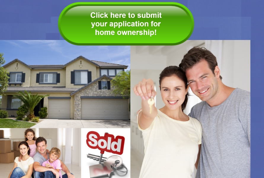 Now is the time to buy a home.  You can buy a home.