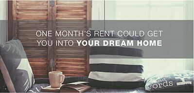 One Month's Rent