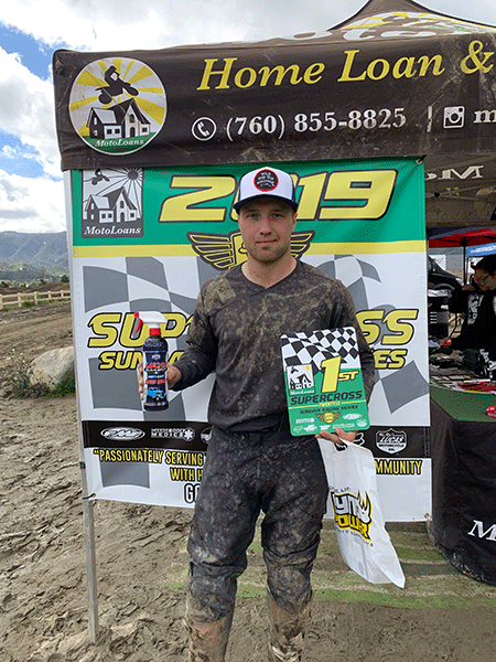 motocross race winner